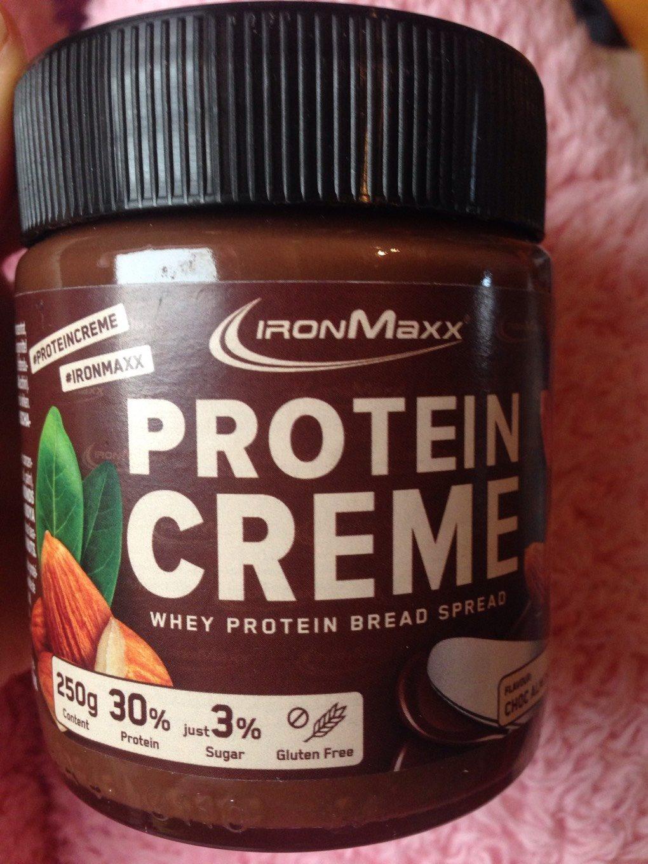 Protein Crème - Produit
