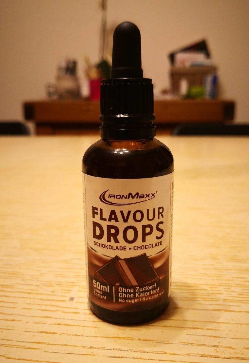 Flavor Drops chocolat - Produit - fr