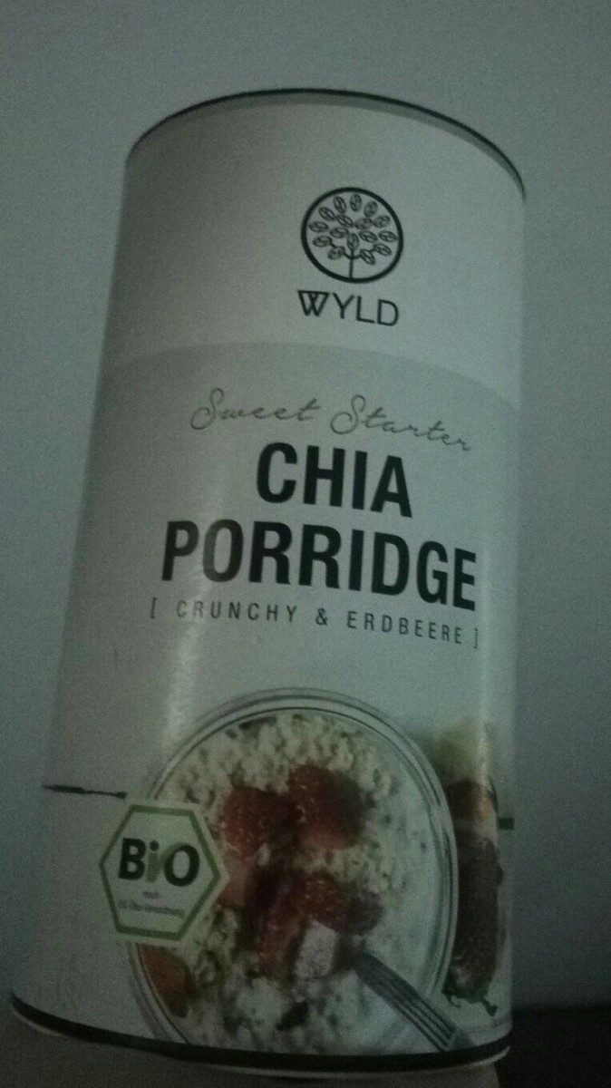 Chia porridge - Produit - fr