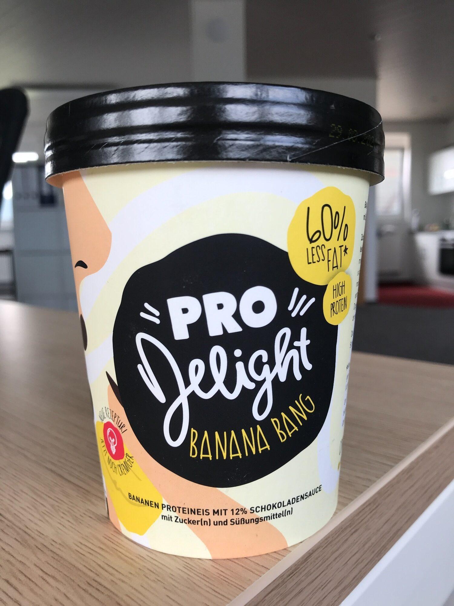 Pro Delight Banana Bang 500 ml - Product