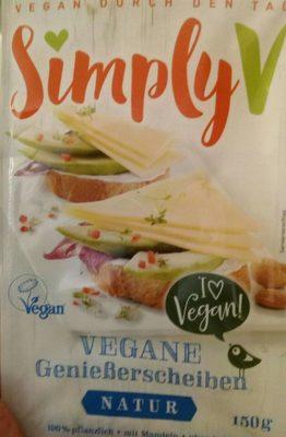 Vegane Genießerscheiben Natur - Produit - fr