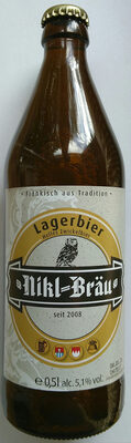 Lagerbier Helles Zwickelbier - Product - de