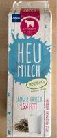 Heu Milch - Prodotto - de