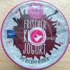 Frischer Kirsch Jogurt - Produit