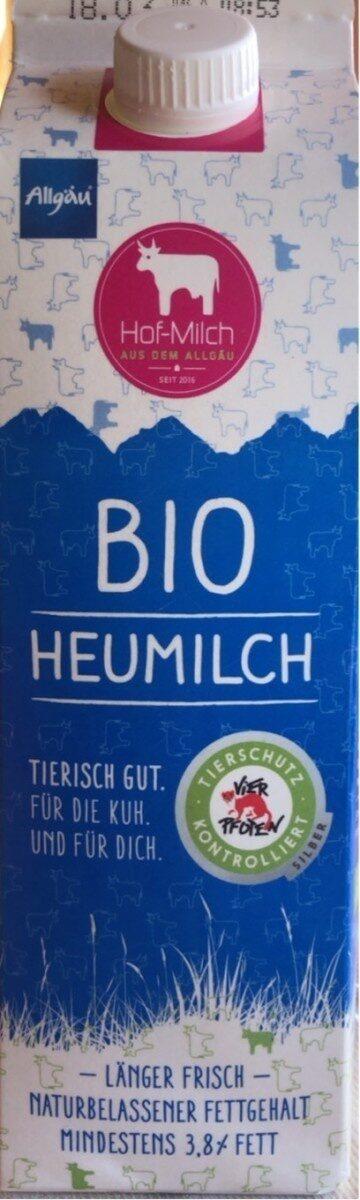 BIO Heumilch - Produkt - de