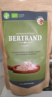 Bertrand Vegan Nature - Produit