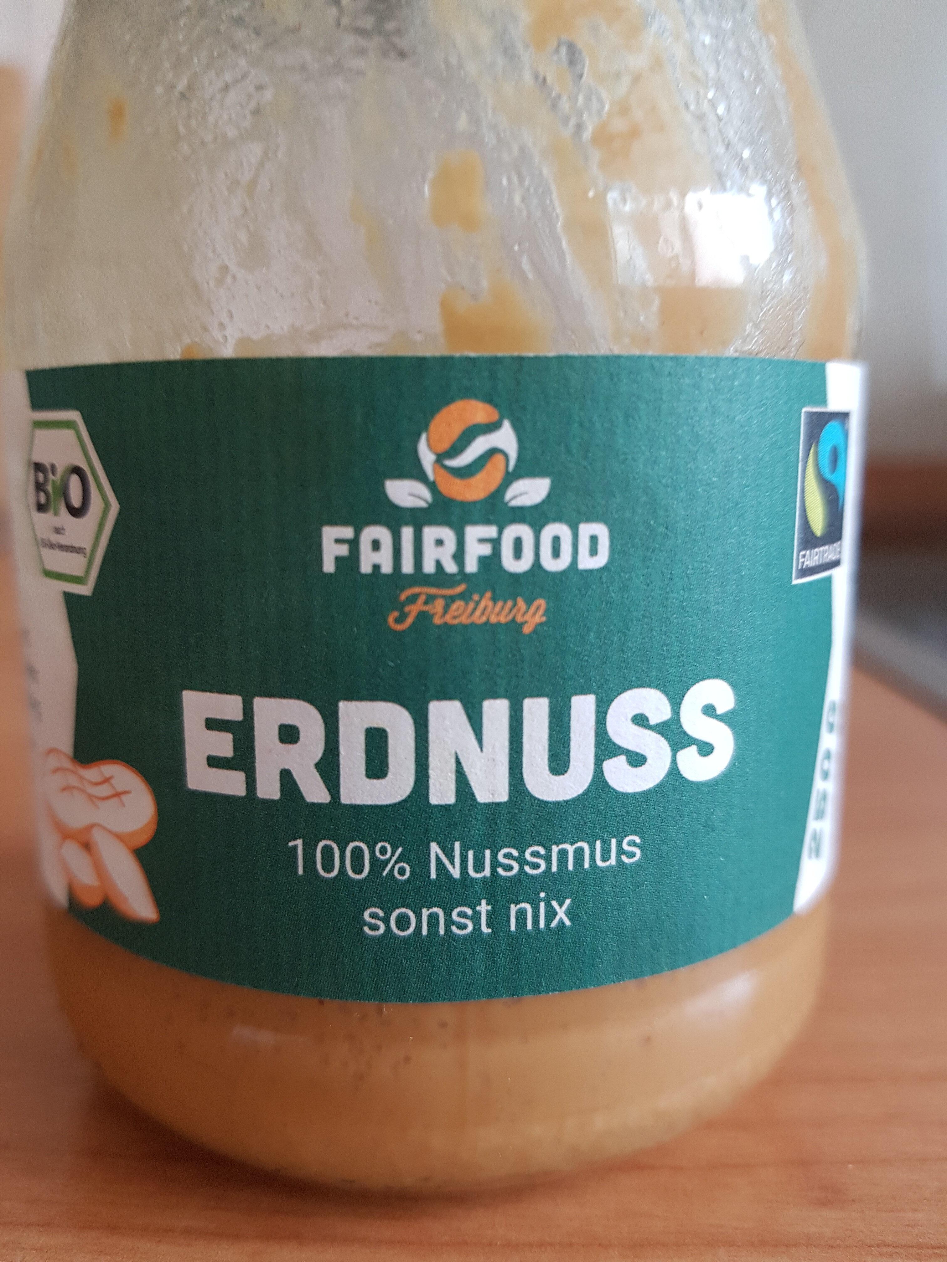 Erdnuss - Ingredients - de