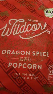 Dragon Spice Poocorn - 1