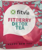 Fitberry detox tea - Producto - es