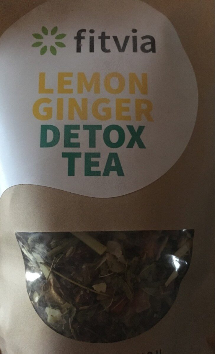 Tea lemon gingee - Product - fr
