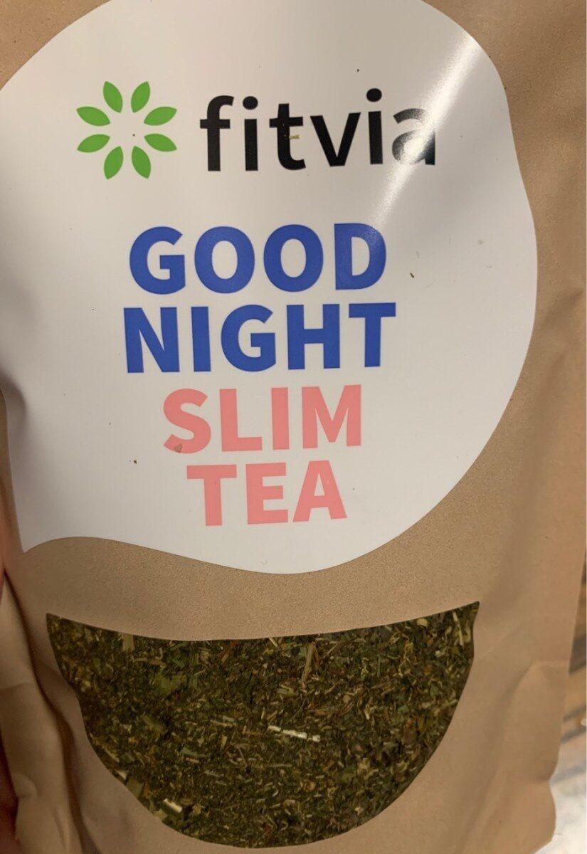 Good night slim tea - Producto - es