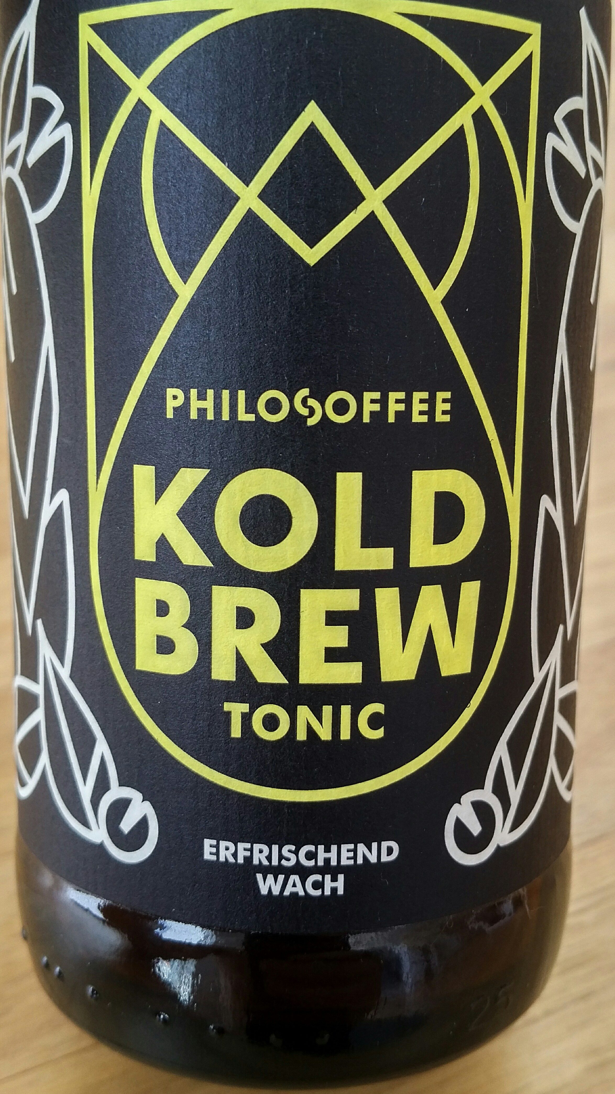 Kold Brew Tonic - Product
