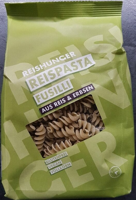 Reispasta Fusilli Nudeln - Produit - de
