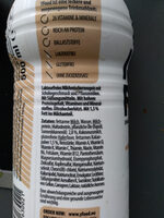 YFood Drink Alpine Chocolate - Zutaten - de