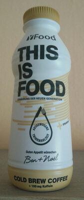 Yfood coffee - Product