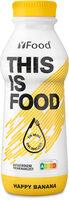 YFood Drink Happy Banana - Prodotto - de