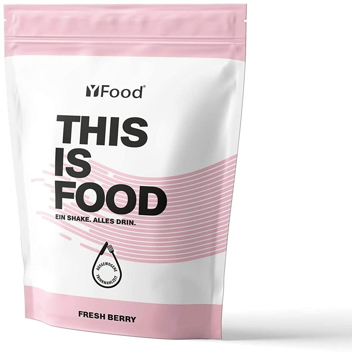 YFood Pulver Fresh Berry - Produkt - de