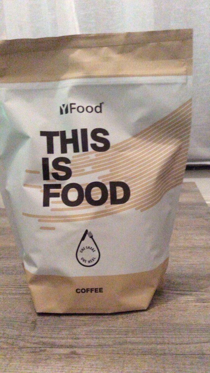 YFood Pulver Coffee - Produit - fr