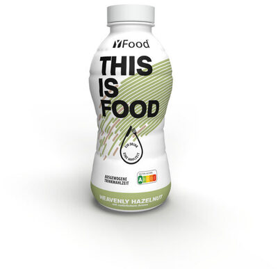 YFood Drink Heavenly Hazelnut - Produkt - de