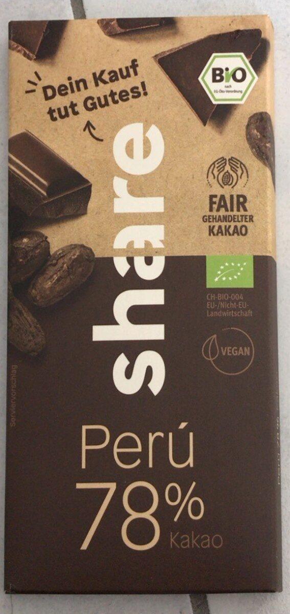 Peru 78% - Produkt - de