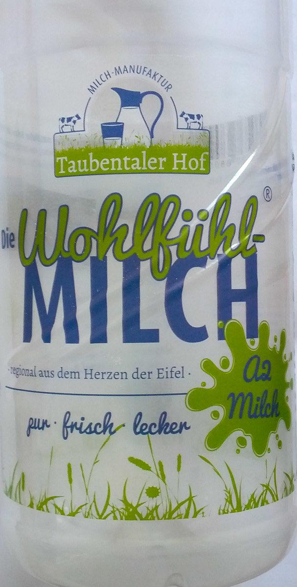 Die Wohlfühl-Milch - Product