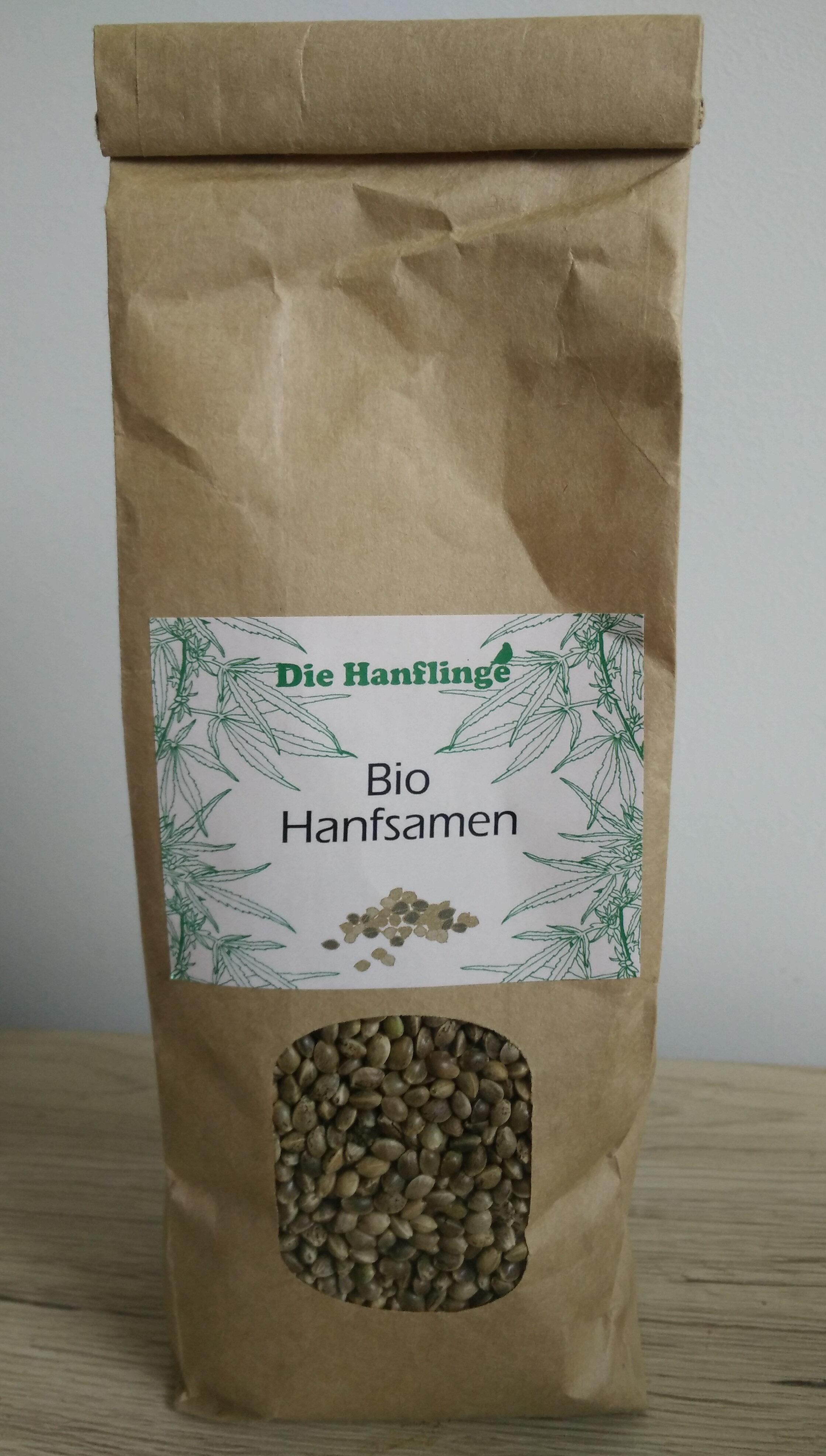 Bio Hanfsamen - Produit - de