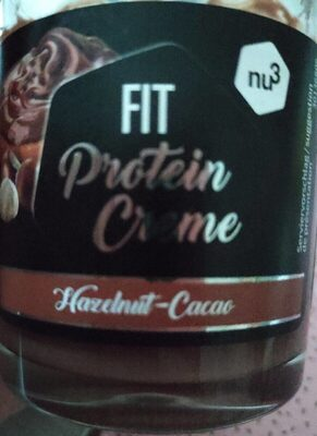 Fit proteine creme - Product - fr