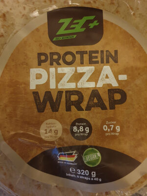 Protein pizza Wrap - Product - de