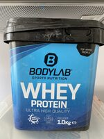 Bodylab Whey Protein: Yoghurt Passion Fruit - Product - de