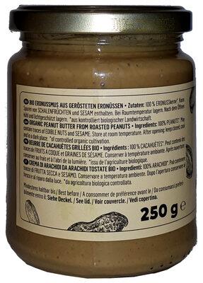 Erdnussmus - 3