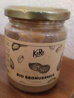 Erdnussmus - Prodotto - de