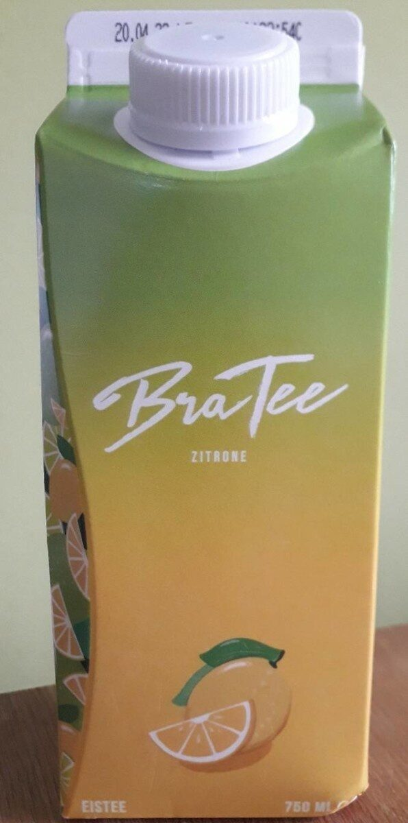 Eistee (Capital Bra) - Produkt - de