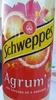 Scheweppes agrum' aux 4 saveurs de 4 agrumes - Product