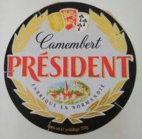 Camembert Président - Produit - fr