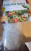 5-Kalorien-Nudeln - Product - en