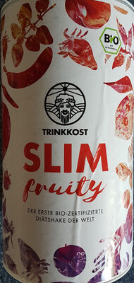 SLIM fruity - Product
