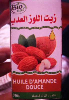 aceite de almendras dulces - Producto