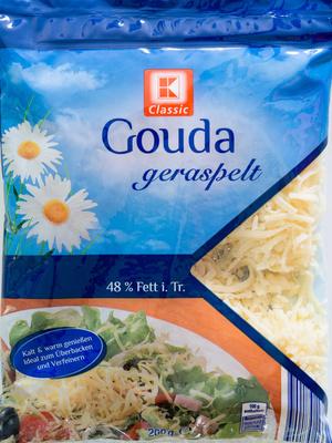 Gouda geraspelt - Product - de