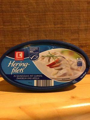 Hering-Filets - Produit