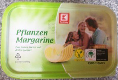Pflanzen Margarine - Produit