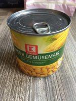 K Classic Junger Gemüsemais - Product
