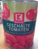 Geschälte Tomaten - Product
