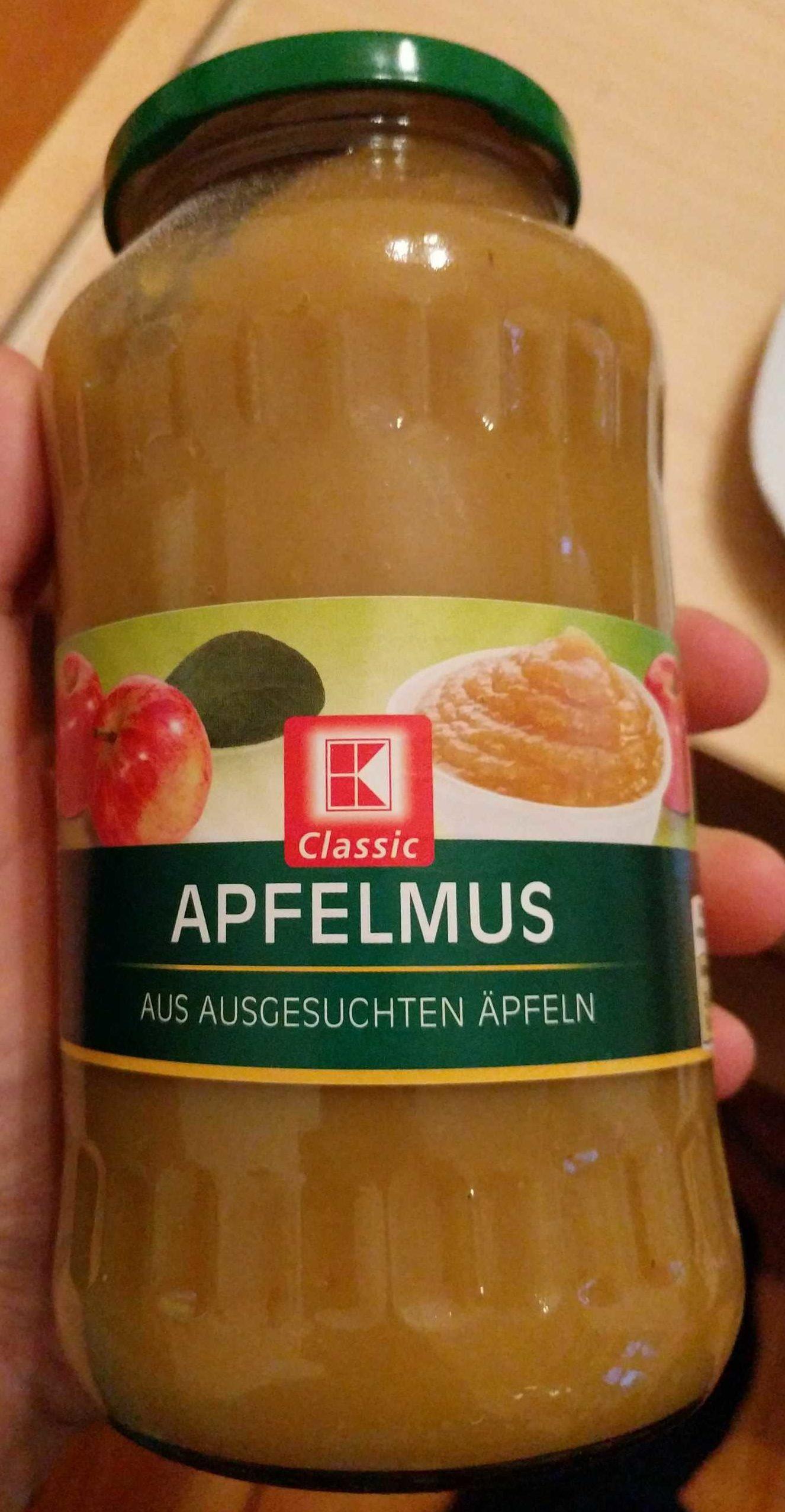 Apfelmuss - Produit