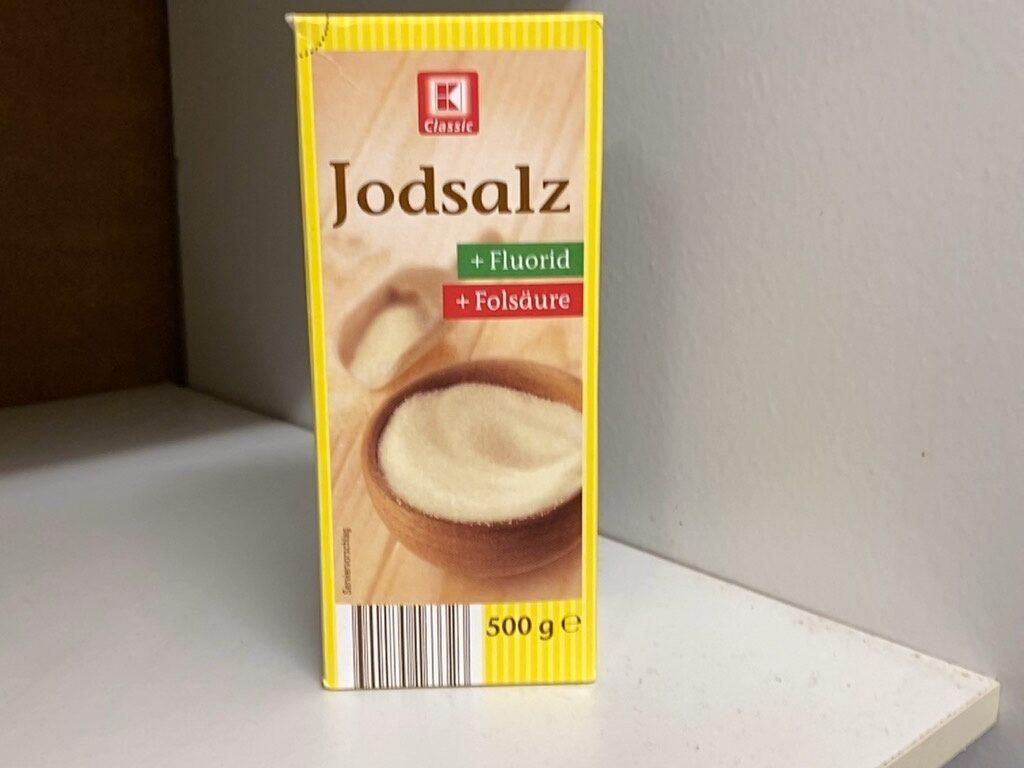 Jod Salz - Produit - de
