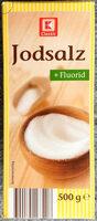 Jodsalz + Flourid - Produkt