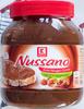 Nussano - Produit