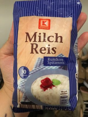 Milchreis - Product