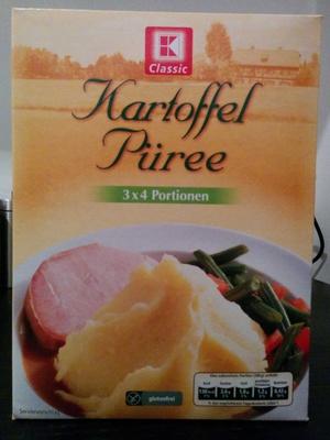 Kartoffel Püree - Produit
