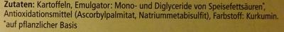 Kartoffel Püree - Ingrédients