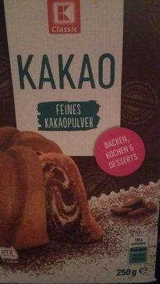 Kaufland K classic Cacao - Produkt